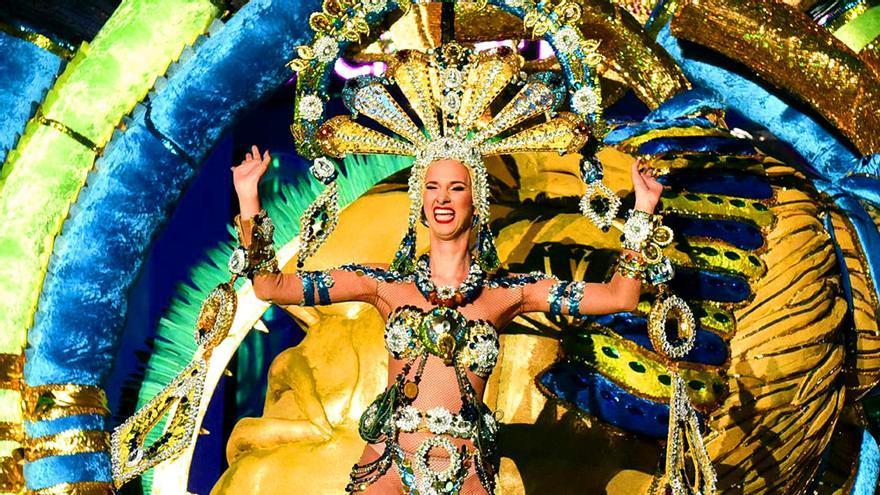 El carnaval de Santa Cruz de Tenerife elige a su reina en La 2