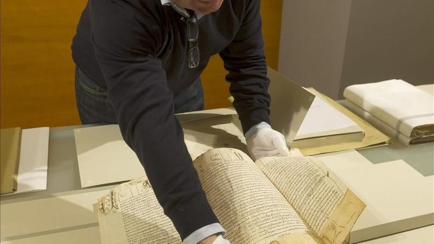 El Archivo de la Real Chancillería en Granada: De registro de 1380 a la partida de Lorca