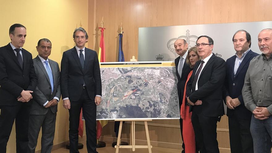 El proyecto para acabar con los atascos en A-67 y A-8 en Torrelavega costará 144 millones