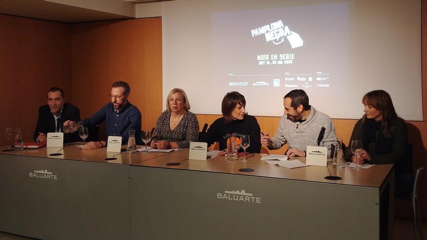Pamplona Negra cierra su cuarta edición con 4.400 asistentes a sus más de 20 actividades