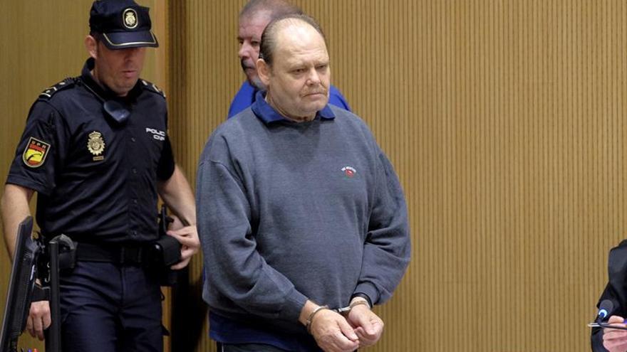 Antonio O.B., 'El Rubio', en el juicio por el abuso a un menor en 2012