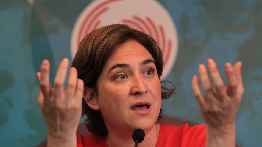 "El PSOE avisa a Ada Colau de que no cumplir las leyes lleva a ""la ley de la selva"""