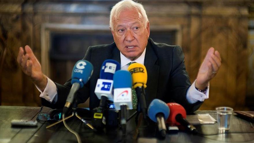 IU pide que Margallo explique en Congreso presencia buque EEUU frente a Doñana