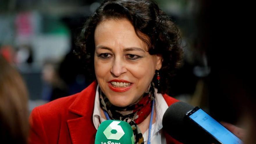 Magdalena Valerio será la nueva presidenta de la Comisión parlamentaria del Pacto de Toledo.