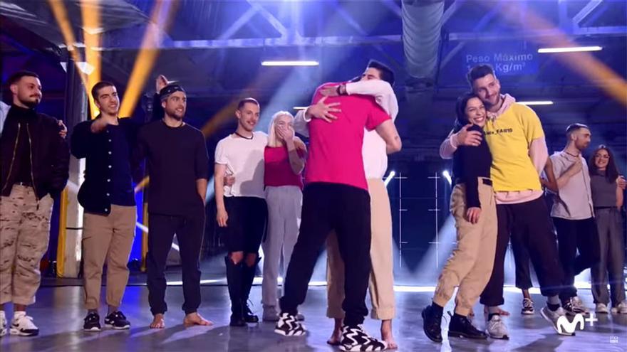 Intercambio de bailarines en 'Fama a bailar': las nuevas parejas se estrenarán este domingo