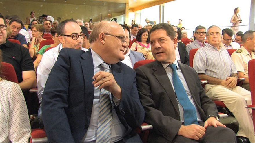 Pedro Antonio Ruiz Santos y Emiliano García-Page / PSOE
