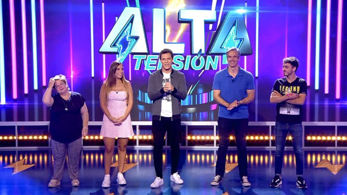 'Alta Tensión' - Estreno en Telecinco