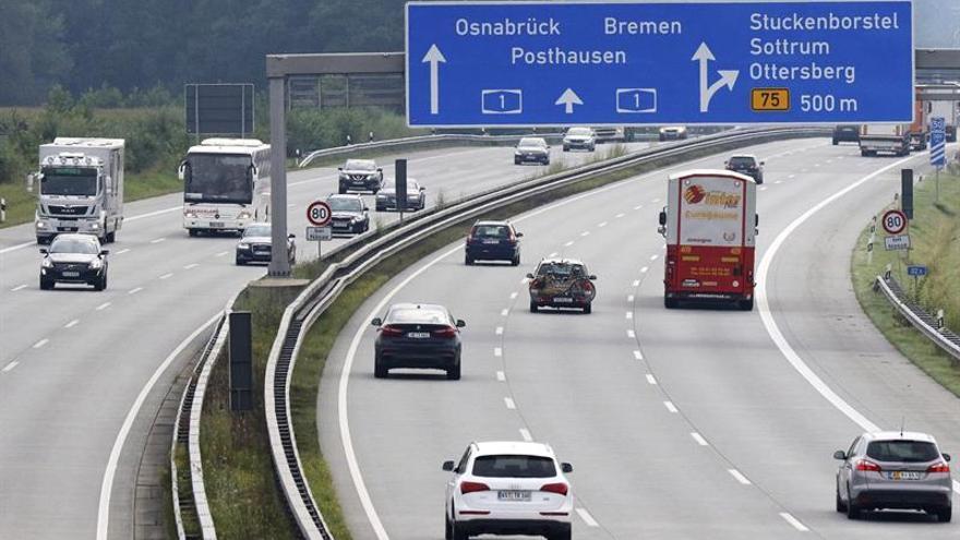 El tráfico de las autopistas crece el 5,35 % hasta julio
