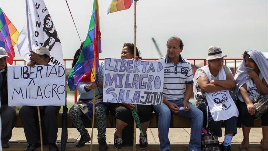 El gobierno argentino, en el punto de mira de la comunidad internacional por el caso Sala