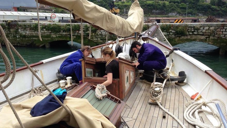 El Saltillo viajará a Bretaña para participar en concentraciones de barcos clásicos y en la Feria Brest 2016