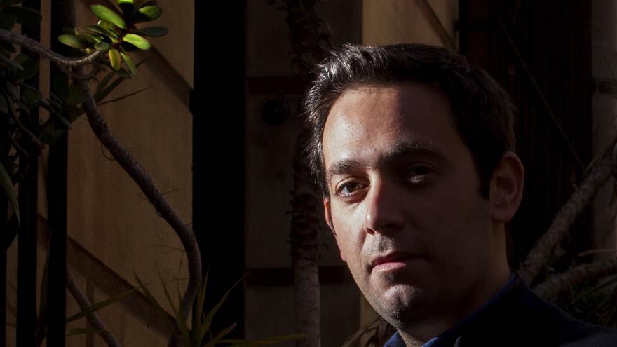 L'escriptor i periodista Cristian Segura. / Carmen Secanella