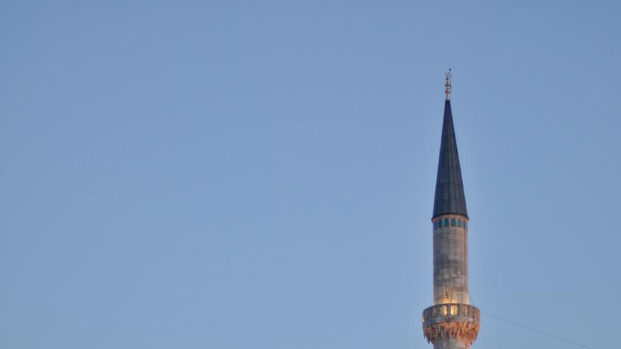 La Mezquita Azul de Estambul. Foto: Iberia