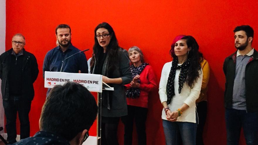 Izquierda Unida Madrid.