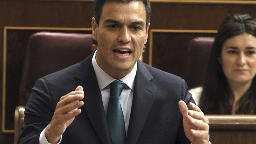 Pedro Sánchez afirma que en el PSOE nadie le dirá a Sabina que no participe en política