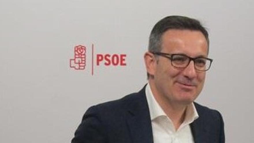 El BOE publica el nombramiento de Diego Conesa como delegado del Gobierno en Murcia