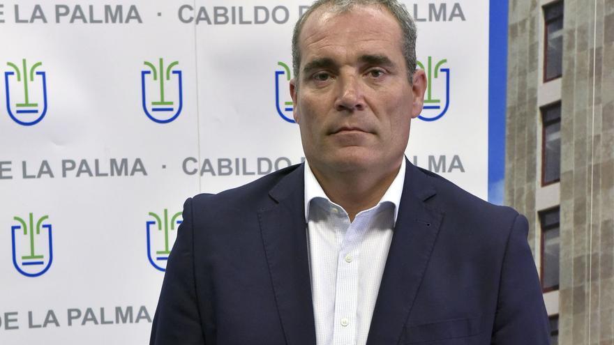 Gonzalo Pascual es consejero insular de Planificación.