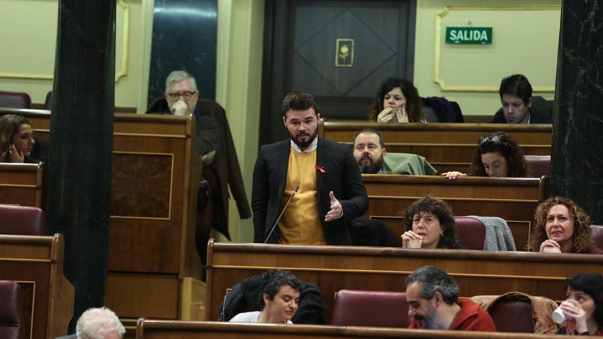 PP, PSOE y C's rechazan que el CGPJ inste al Gobierno a buscar una solución política al conflicto catalán
