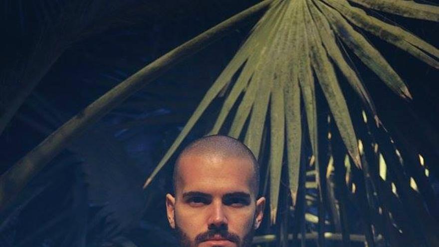 Antonio Arteaga en una imagen promocional