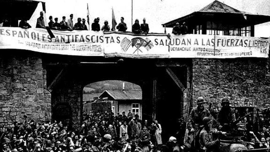Más de 800 castellanomanchegos fueron deportados a campos de concentración nazis