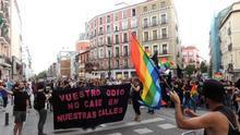 Manifestación del Orgullo Crítico del pasado 17 de mayo / Orgullo Crítico