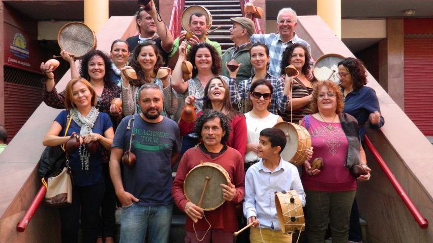 Escuela de folklore de San Sebastián