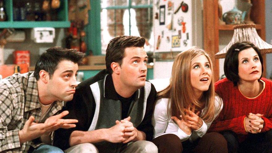 Es oficial: los protagonistas de 'Friends' se reunirán en un especial para HBO Max