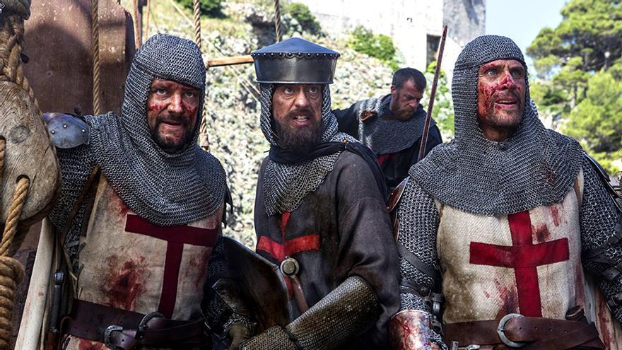 History Channel apuesta por Knightfall y la renueva por una 2ª temporada
