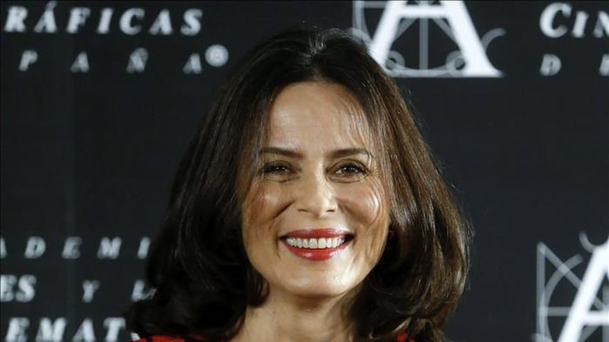 """La Academia se rinde ante """"el oficio"""" de Juan Diego y Aitana Sánchez-Gijón"""