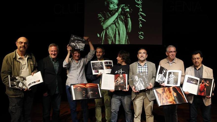 """""""50 Jazzaldia"""" cataloga la memoria del medio siglo de festival donostiarra"""