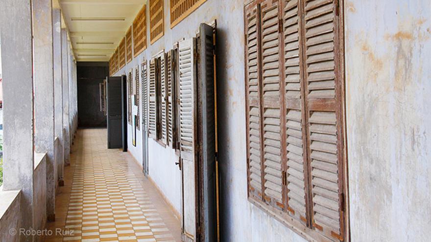 Toul Sleng, el Museo del Genocidio de Camboya
