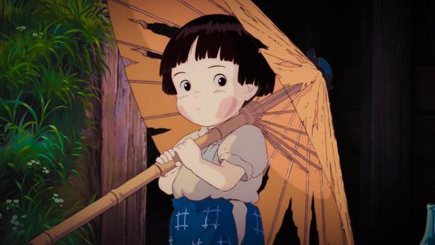 'La tumba de las luciérnagas', dirigida por Isao Takahata