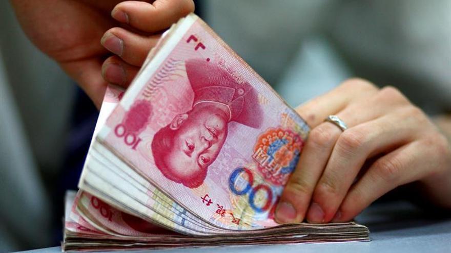 Moody's mejora la perspectiva de la banca china de negativa a estable