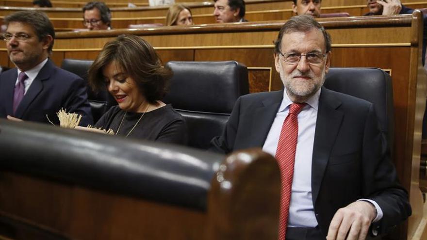 """Rajoy destaca a Molins como """"un ejemplo de dedicación al servicio público"""""""