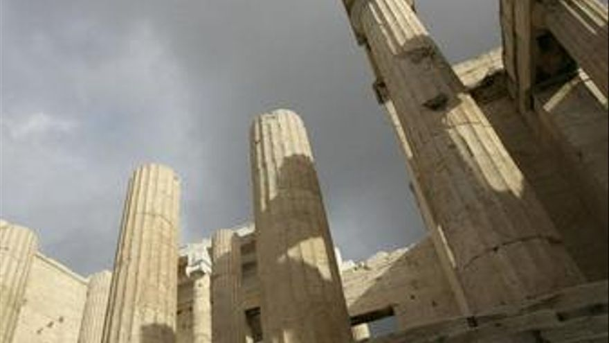 Recurso del Partenón de Grecia