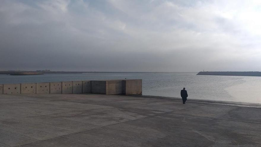 Nuevo puerto de Tarfaya.