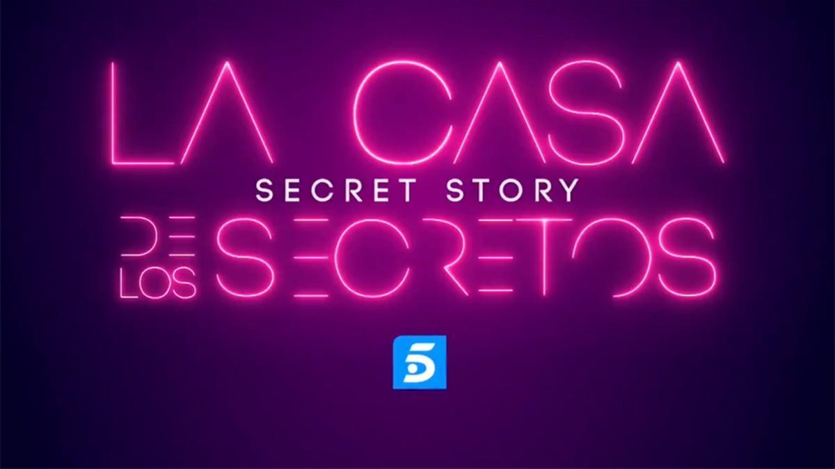 La nueva imagen corporativa de 'Secret Story', ahora 'La casa de los secretos'