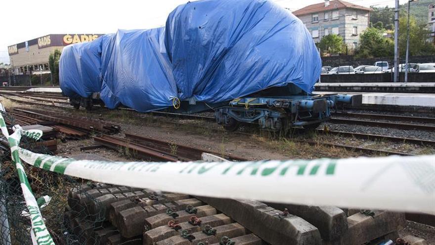 O Porriño convoca una concentración para pedir el soterramiento de las vías del tren