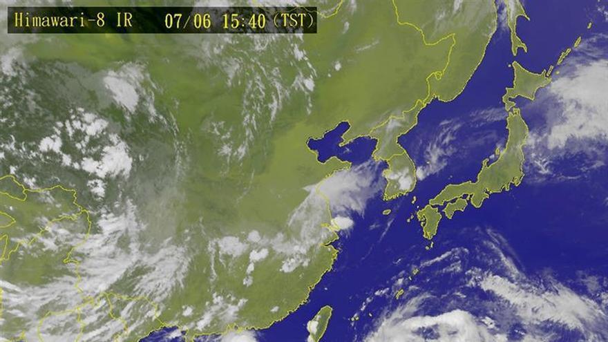 El tifón Nepartak deja 69 muertos y 6 desaparecidos en China