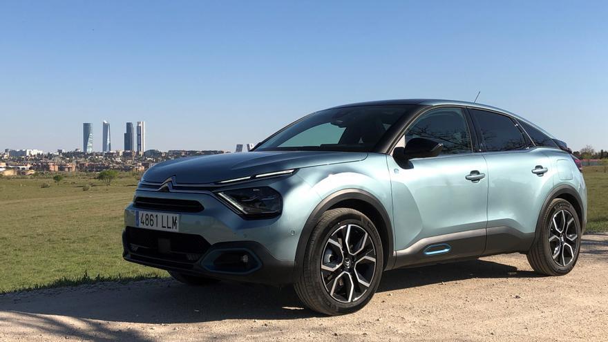Prueba a fondo del eléctrico ë-C4: Citroën acierta a la primera