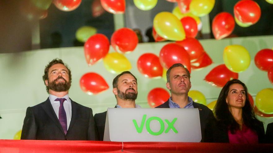 Vox logra ser el partido más votado en más de 60 municipios de la Comunidad de Madrid, sobre todo en el sur