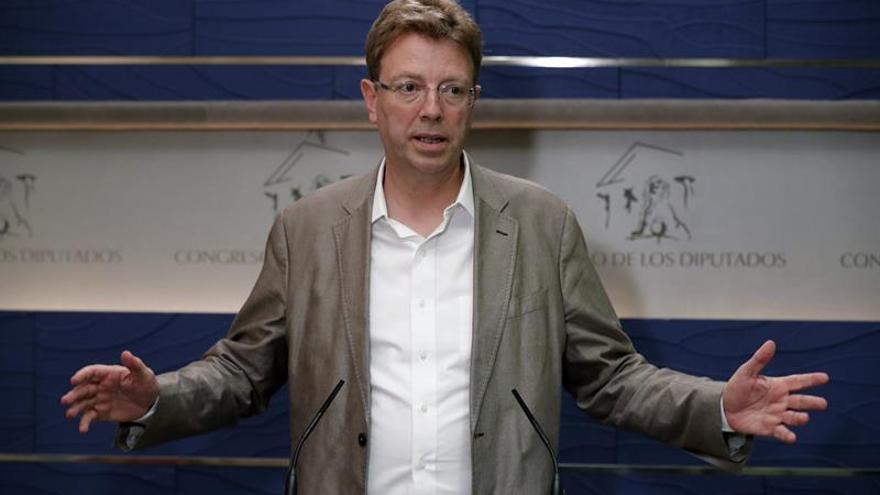 """El PDeCAT ve urgente que Rajoy aclare en el Congreso sus """"constante evasivas"""""""