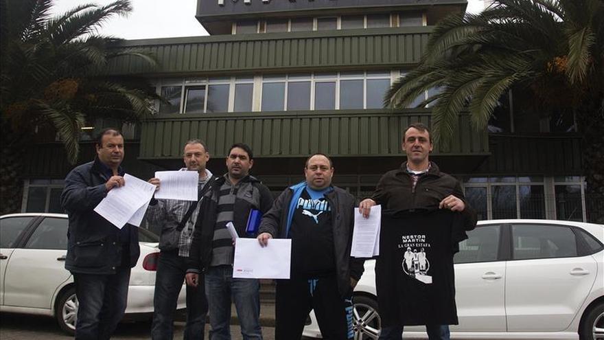 Despedidos los 51 trabajadores de Ecomasa que aún quedaban en la fábrica