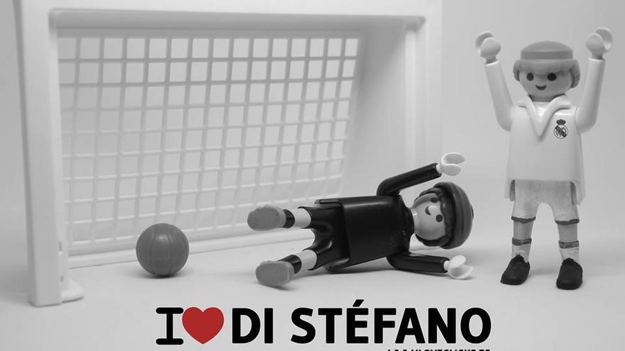 I love Di Stéfano