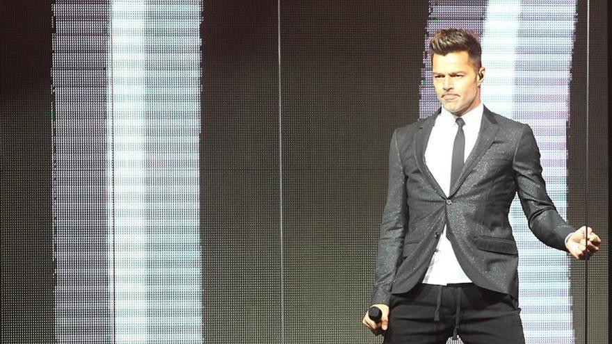 Ricky Martin y Espinoza Paz cantarán en los Grammy Latino