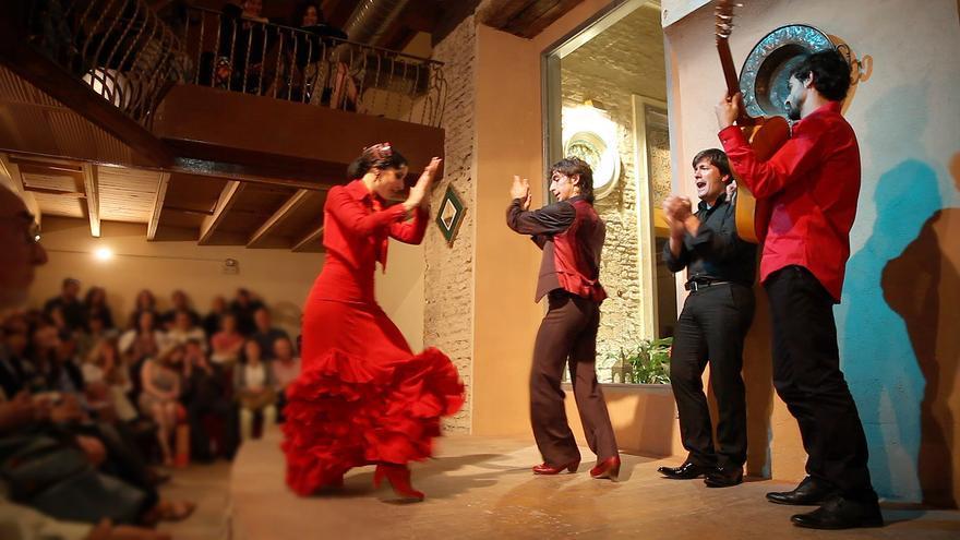 Ruta flamenca por Sevilla.