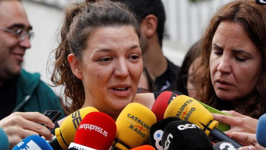 """La CUP ve necesario el encuentro de electos ante """"el vacío del Parlament"""""""