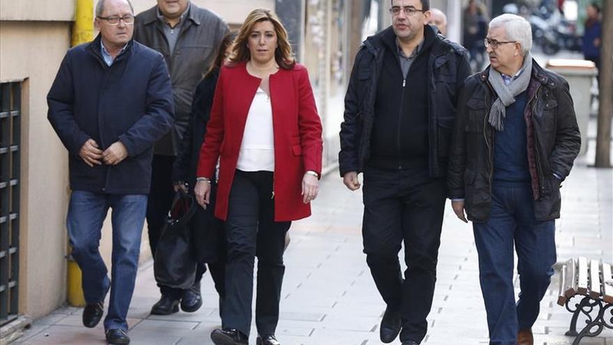 """Díaz dice estar """"cansada"""" de Iglesias y le exige """"respeto"""" si quiere dialogar"""