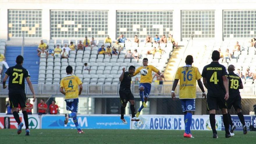 Del UD Las Palmas-Villarreal #15