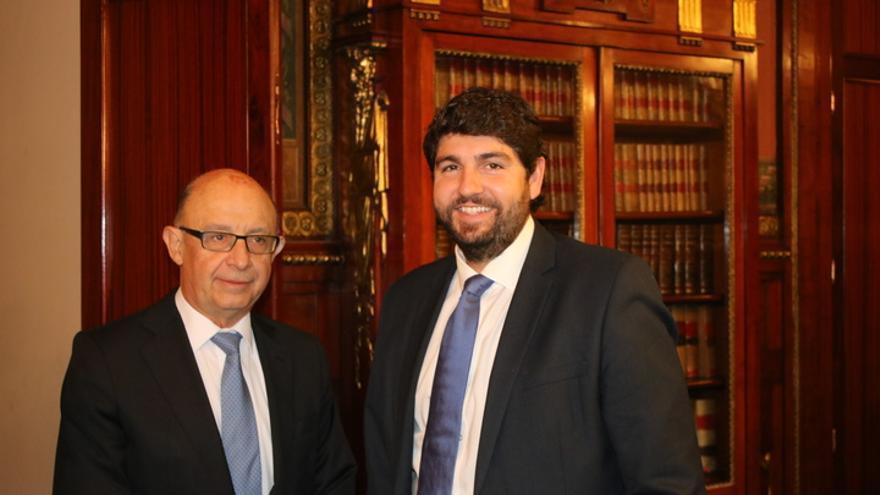 Ministro de Hacienda y Presidente de Gobierno de Murcia