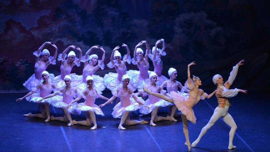El Russian Classical Ballet llevará el 12 de enero 'La Bella Durmiente' al Kursaal de San Sebastián